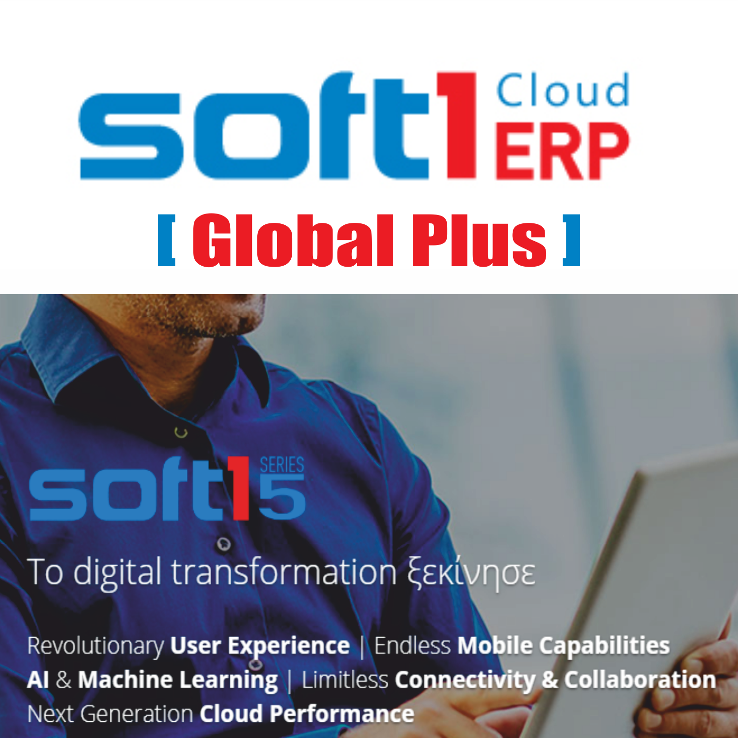 Soft1 OpEn Global Plus ERP